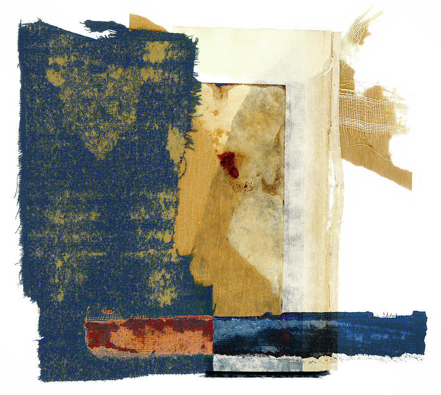 Books Mixed Media - Books Deconstructed 425 by Carol Leigh