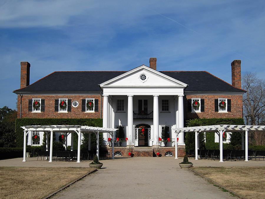 Charleston Photograph - Boone Hall Plantation Charleston Sc by Susanne Van Hulst