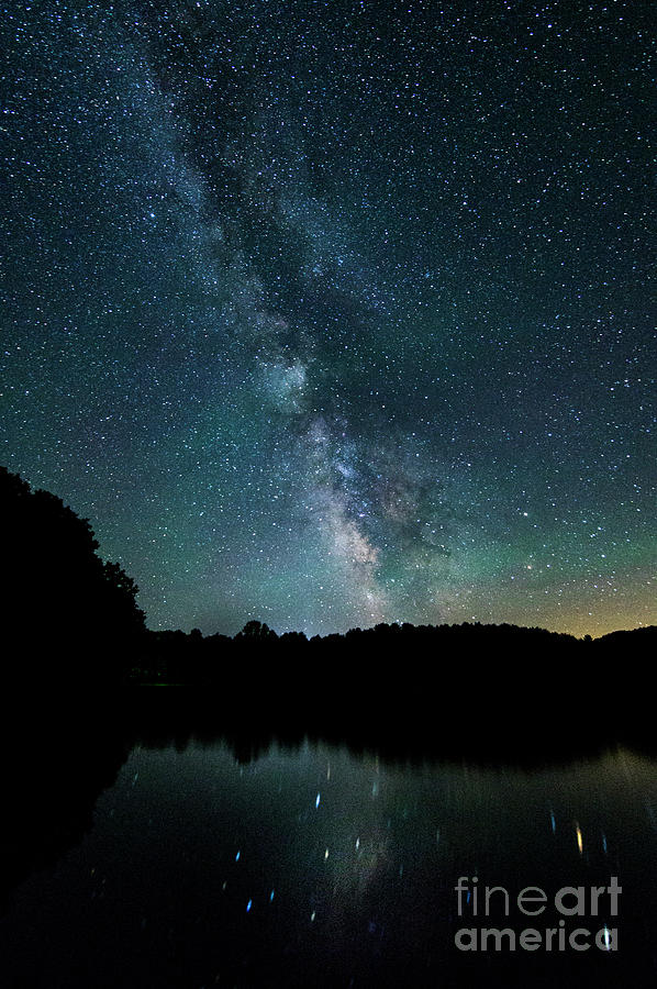 Boothbay Milky Way by Patrick Fennell