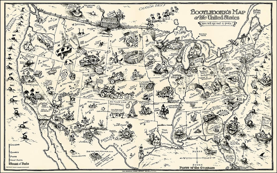 1920 us map