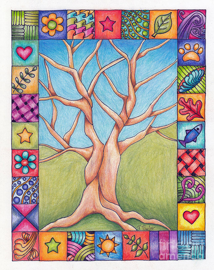 Border of Life by Terry Taylor
