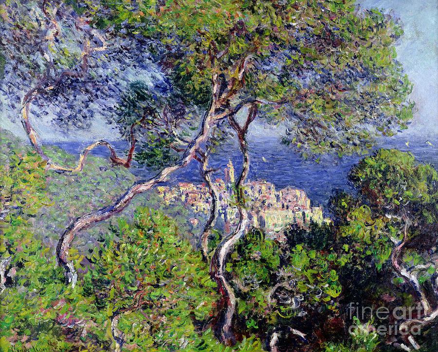 1884 Painting - Bordighera by Claude Monet