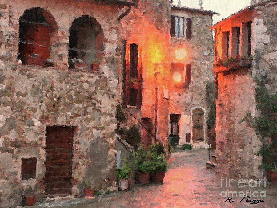 Borgo Medievale by Rosario Piazza