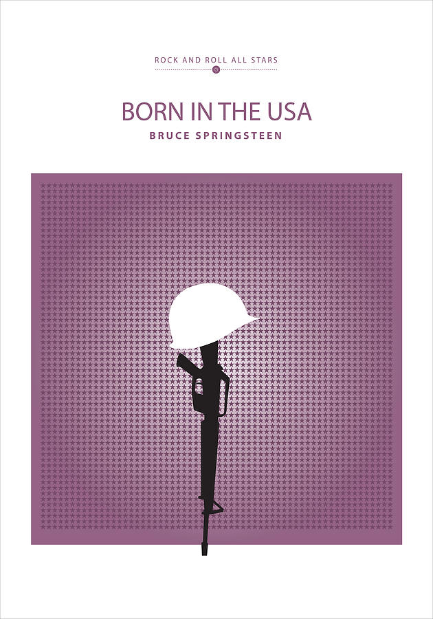 Born In The USA -- Bruce Springsteen by David Davies