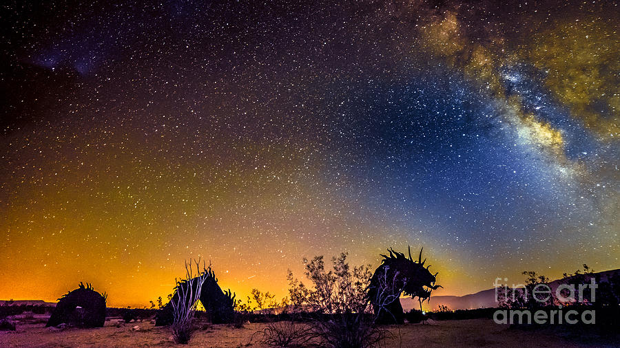 Borrego Springs Dragon by Jim DeLillo