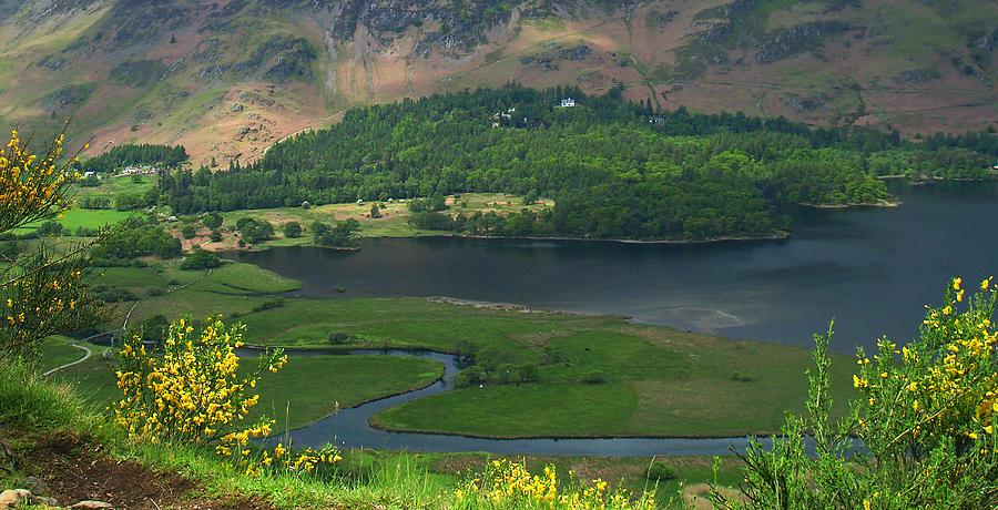 View Photograph - Borrowdale by Steve Watson