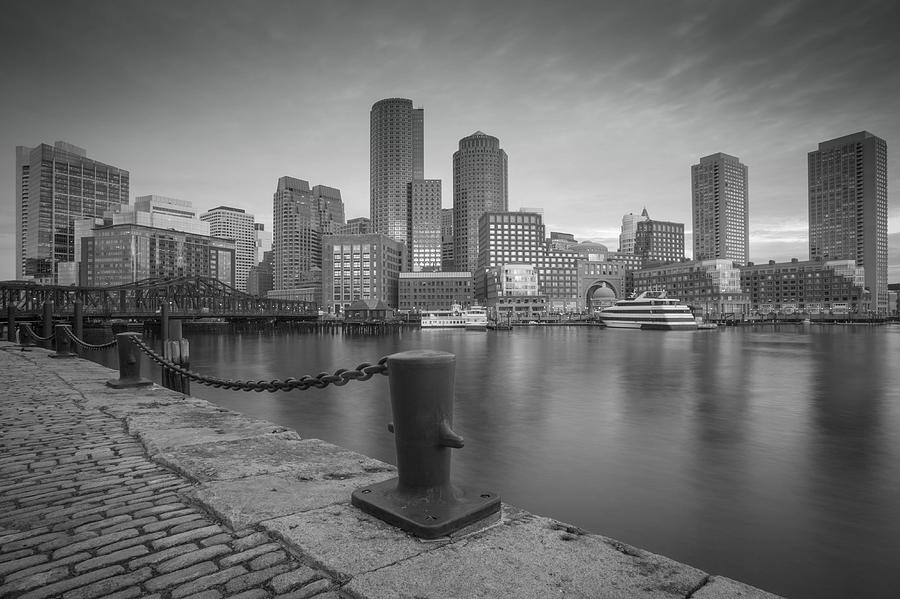 Boston photograph boston black and white by paul treseler