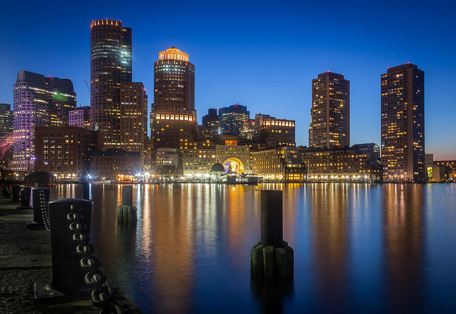 Boston Blues by Andy Bitterer