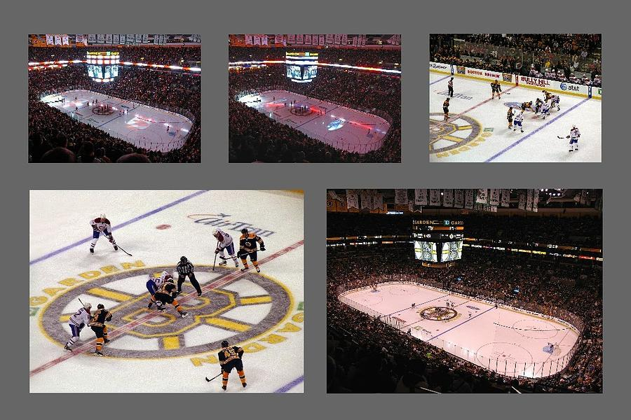 Bruins Photograph - Boston Bruins by Juergen Roth