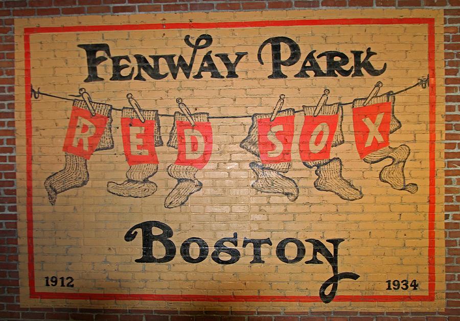 Fenway Park Wall Mural · Fenway Park Wall Mural Part 52