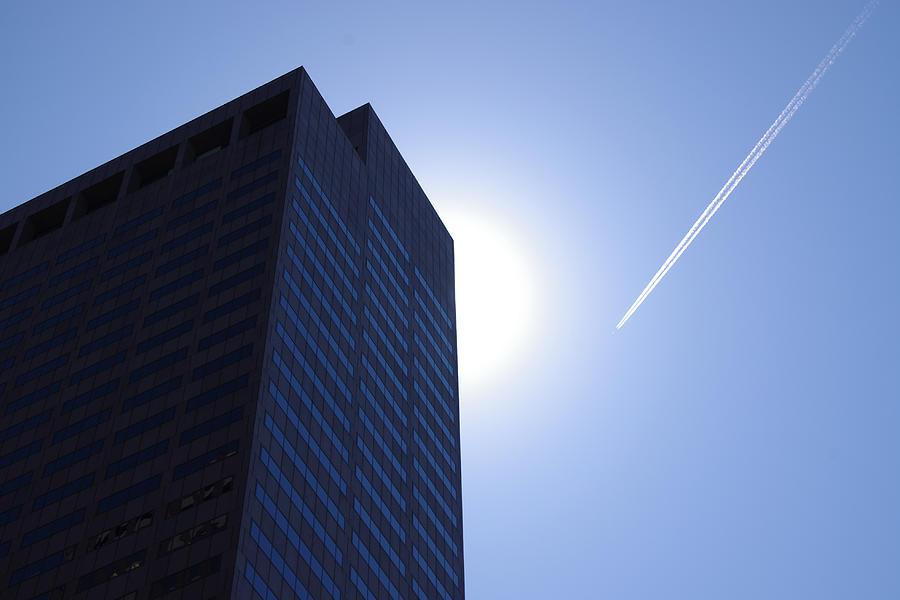 Boston Photograph - Boston Sunshine by Lunci Hua