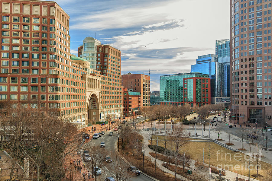 Bostonian Hotel Photograph