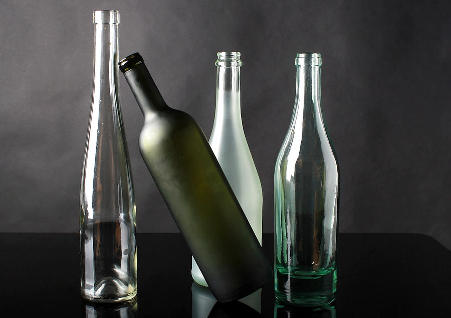 Bottles Photograph - Bottle Collection by Carlene Smith