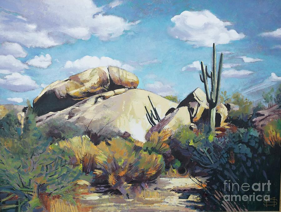 Boulders by Michael Stoyanov