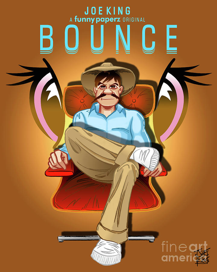 Pet Digital Art - Bounce by Joe King