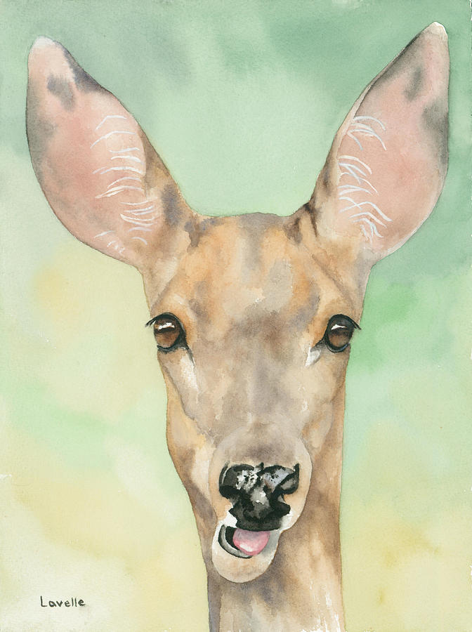 Wildlife Painting - Bound For Glory by Kimberly Lavelle