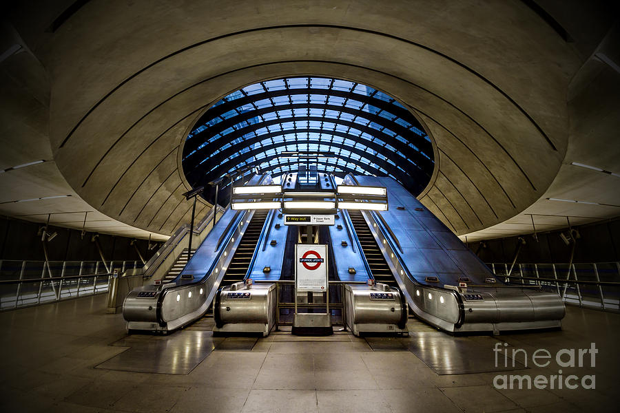 Bound For The Underground Photograph