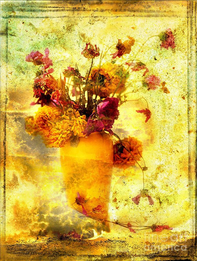 Art Photograph - Bouquet by Bernard Jaubert
