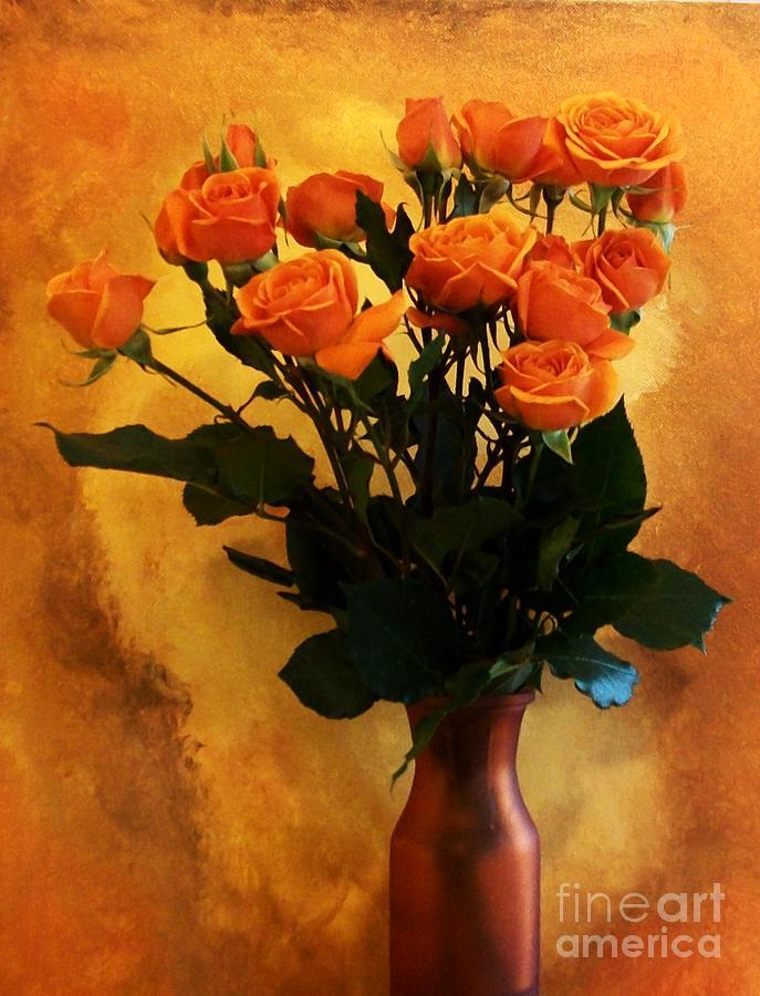 Photo Photograph - Bouquet Ole by Marsha Heiken