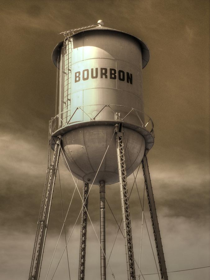 Bourbon Photograph - Bourbon by Jane Linders