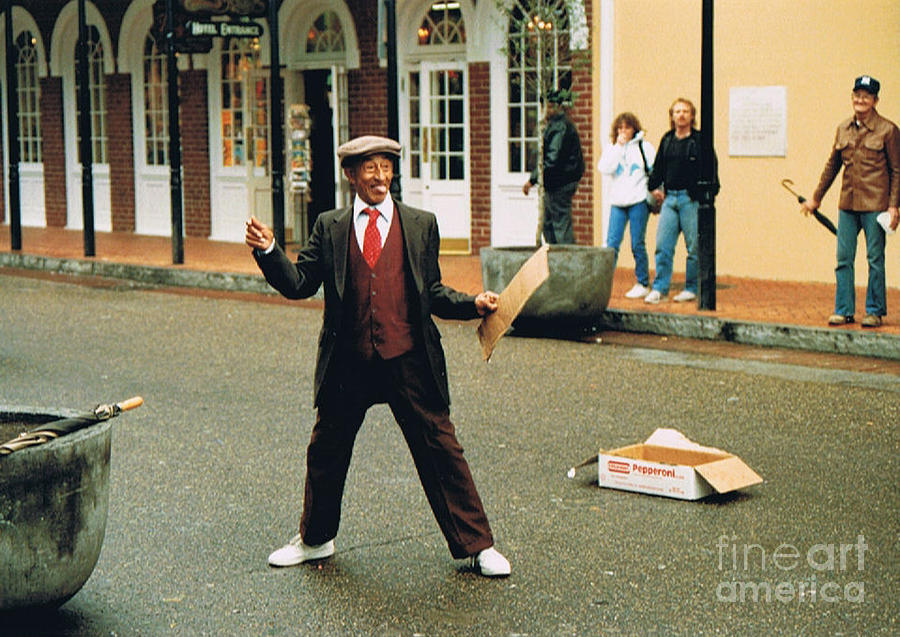 Bourbon Street Photograph - Bourbon Street by Tommy Anderson