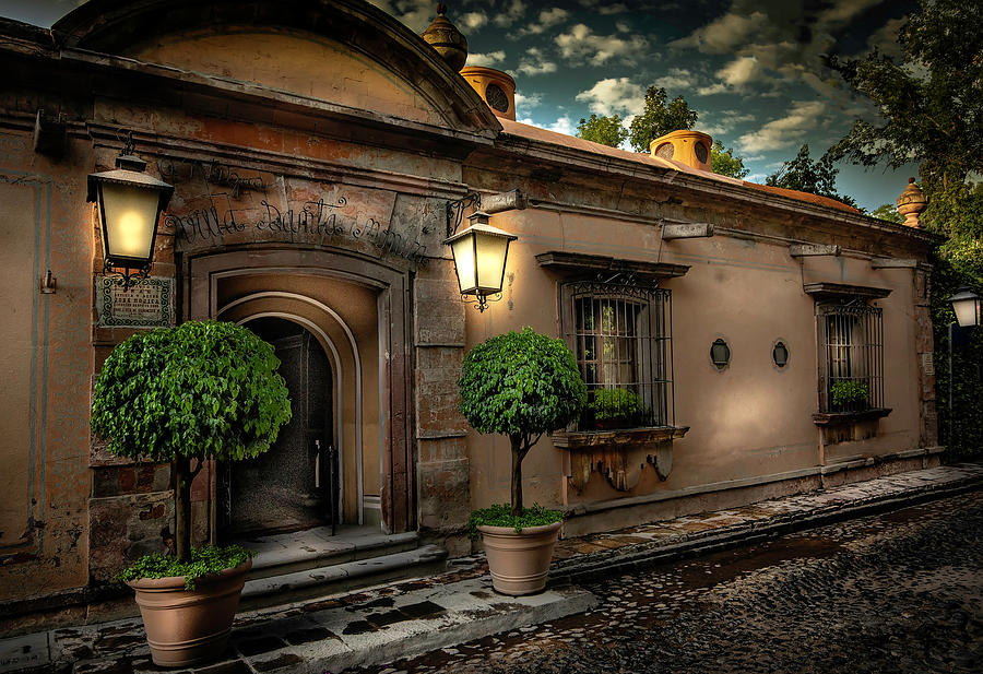 Boutique Hotel by Barry Weiss