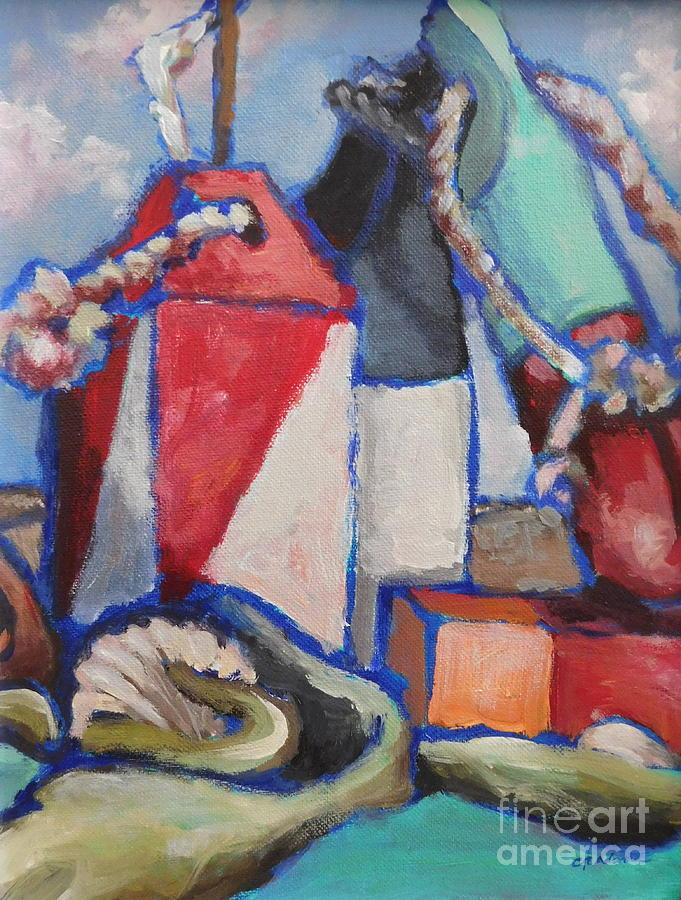 Buoys Club by CHERYL EMERSON ADAMS