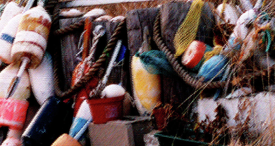 Bouys by Shirley Roberson