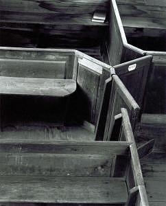 Box Pews Sandown Meeting House Photograph by Paul Wainwright