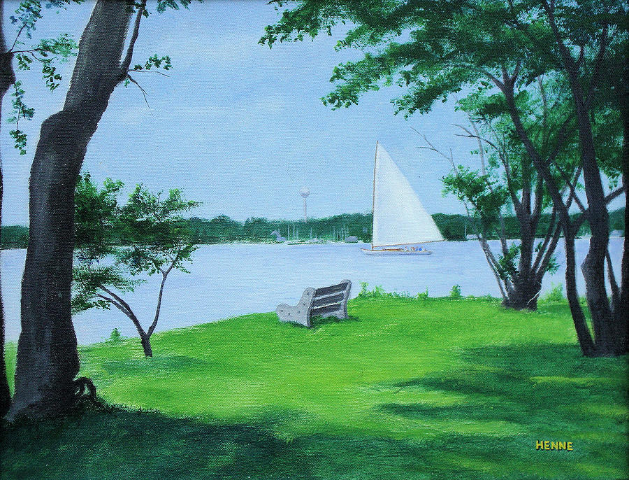 Boy Scout Island by Robert Henne