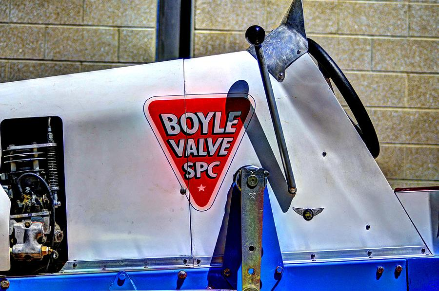 Boyle Valve Spc by Josh Williams