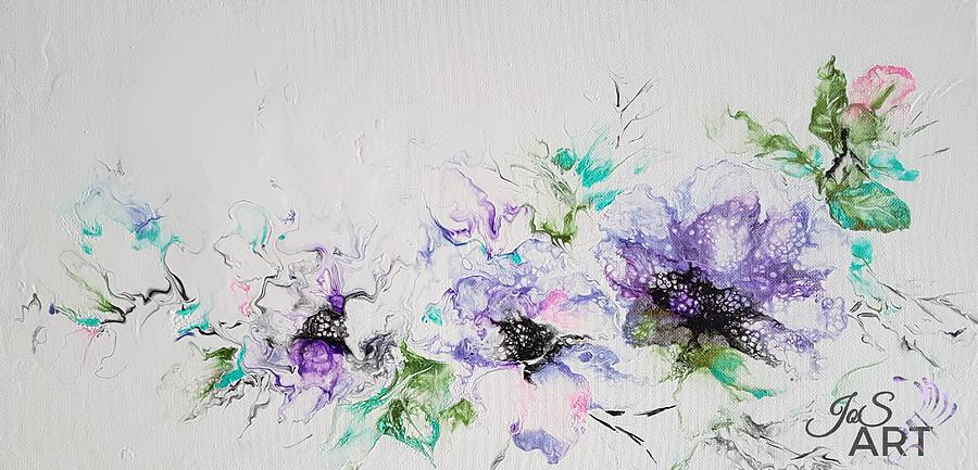 Branch of Violet  by Joanne Smoley