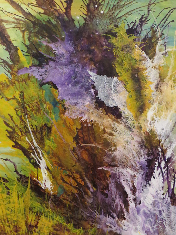 Branching Out Painting