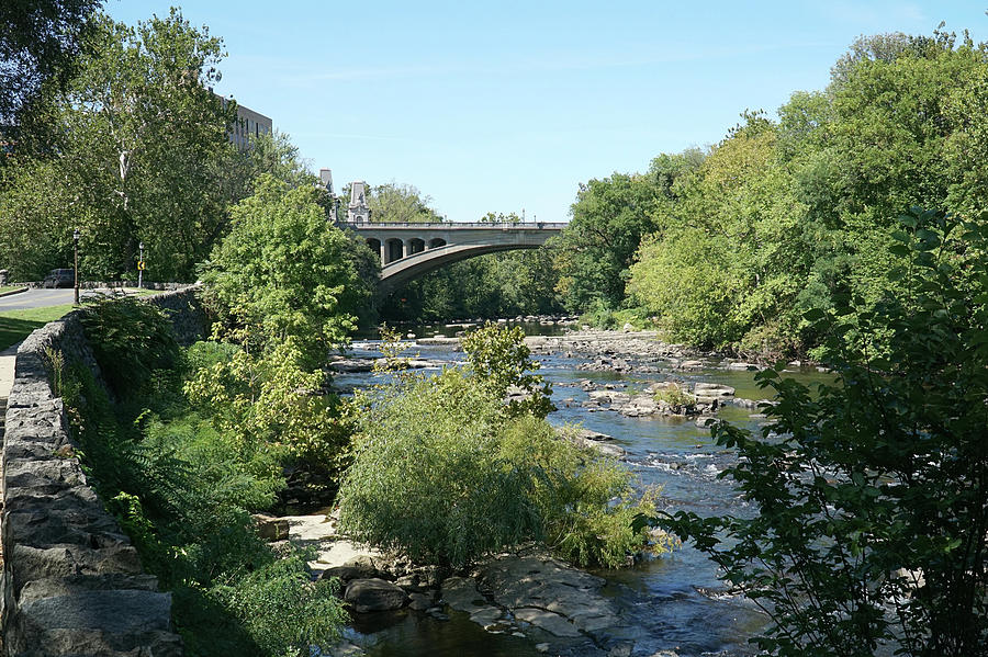 Brandywine Creek, Wilmington #05446 by Raymond Magnani