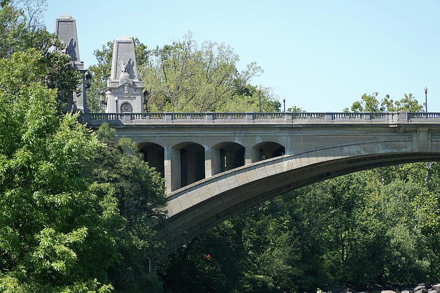 Brandywine, creek, Wilmington #05449 by Raymond Magnani