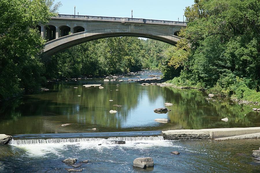 Brandywine Creek, Wilmington 05452 by Raymond Magnani