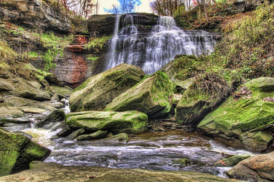 Brandywine Falls by Brent Durken