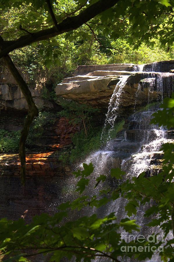 Brandywine Falls by Patsy Gunn