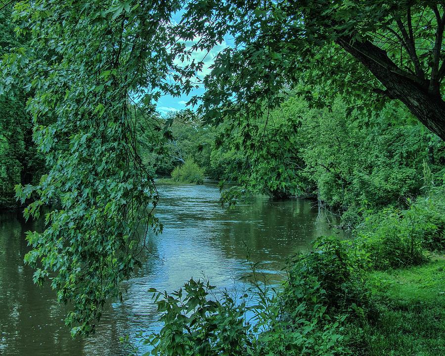 River Photograph - Brandywine River by Richard Goldman