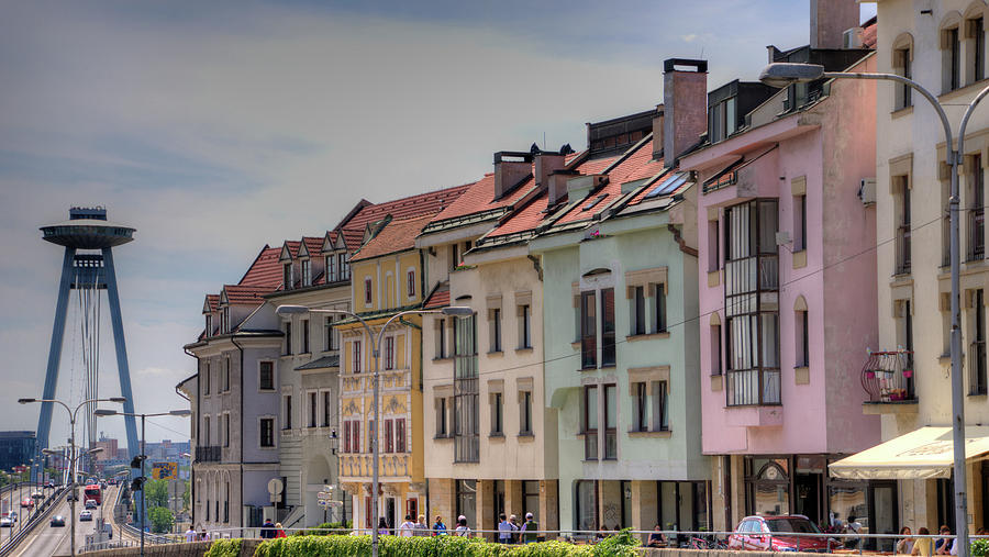 Bratislava by Uri Baruch