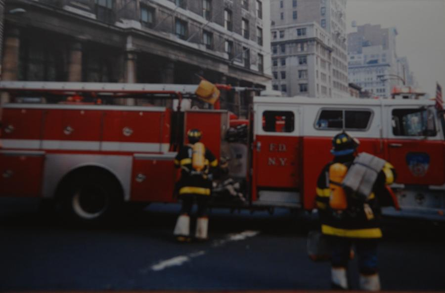 Fdny Photograph - Bravest Of The Brave by Rob Hans