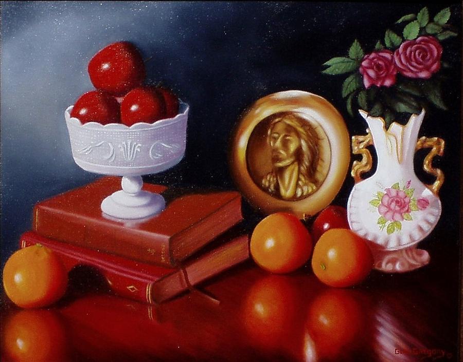 Still Life Painting - Bravo by Gene Gregory