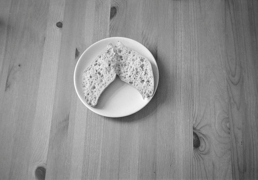 Bread Photograph - Bread Wings by Nacho Vega