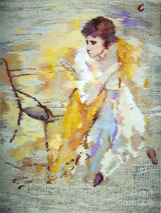 Tapestry Tapestry - Textile - Break  by Olena Sydoruk