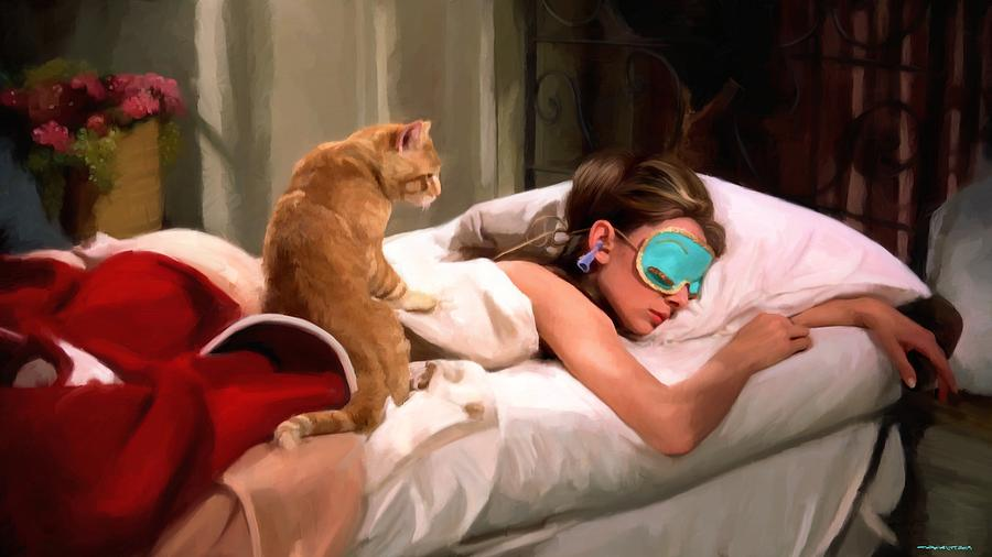 Breakfast at Tiffany's 4 by Gabriel T Toro