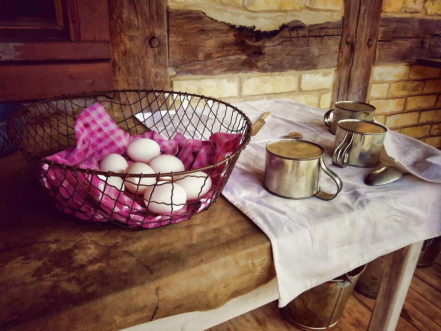 Breakfast by Carl Simmerman