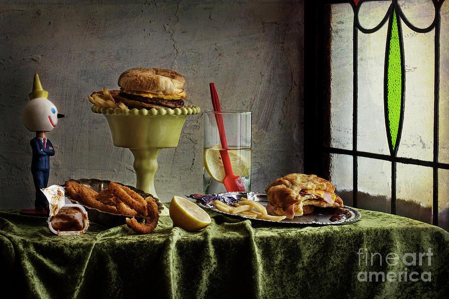 Breakfast with Jack by Elena Nosyreva