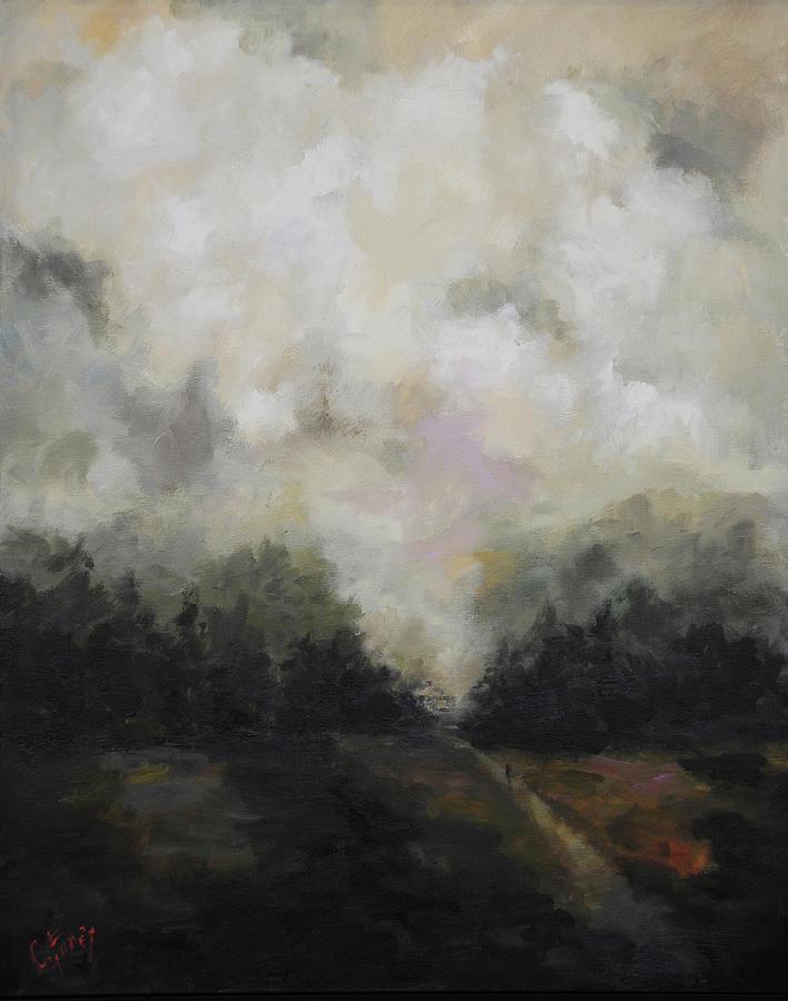 Breaking Fog by Carole Foret