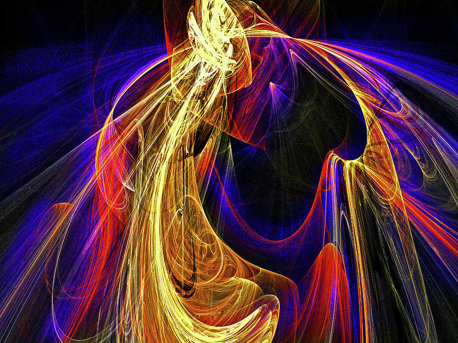 Digital Digital Art - Breaking The Heart Barrier by Michael Durst