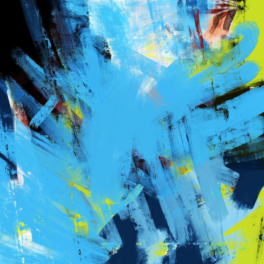 Digital Artwork Digital Art - Breaking The Horizon by Ken Law
